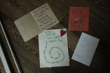 cards closeup